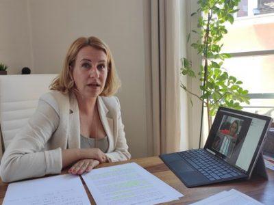 Émilie Chalas signataire d'une tribune pour accélérer l'adoption de la loi sur l'IVG