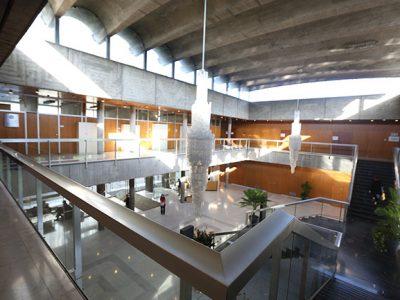 hall de la mairie de Grenoble