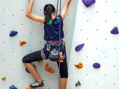 Luce Douady, championne d'escalade fait une chute mortelle en Isère