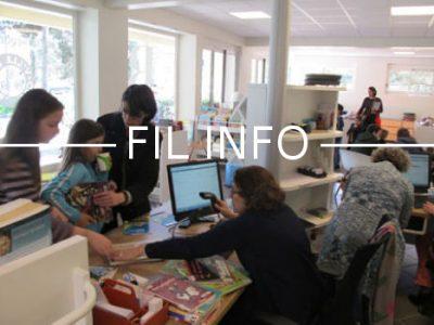 FIL INFO Bibliothèque Alliance Crédit Séverine Cattiaux