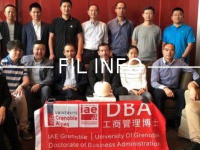 FIL INFO Grenoble IAE Chine