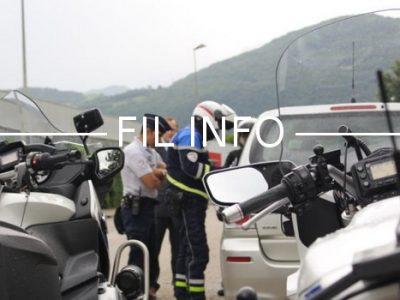 Des contrôles renforcés durant l'Ascension et la Pentecôte ont conduit à 32 retraits de permis, sur fond de hausse de la mortalité sur les routes en Isère.
