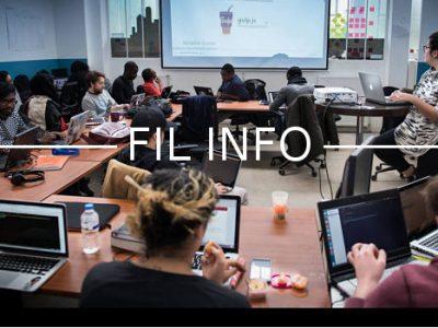 L'école Simplon.co forme les demandeurs d'emploi aux métiers du numérique. Une première formation démarre à Grenoble en décembre 2018 DR