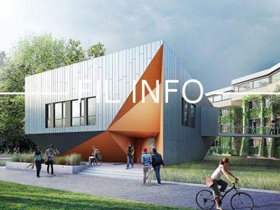 L'ISTerre, unité mixte de recherche au sein de l'Université Grenoble-Alpes, inaugure son nouvel amphithéâtre au cœur du campus universitaire, ce 23 octobre.
