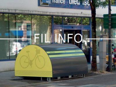 Fil Box a vélo