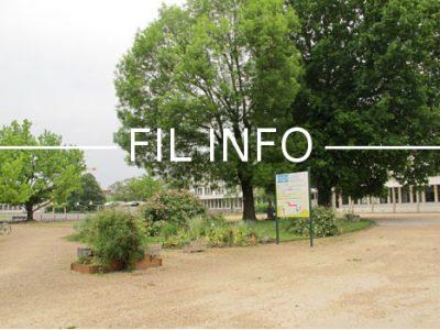 Le terrain de l'Ecole Supérieure du Professorat et de l'Education (ESPE) vendu par le Département de l'Isère à Safilaf, dont l'offre est apparue plus intéressante que celle de la SPLA Sagès, aménageur de la Zac Flaubert. © Séverine Cattiaux - Place Gre'net