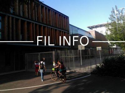 Fil Info école Lucie Aubrac
