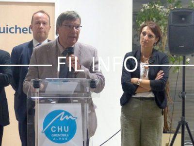 Fil Info - 50 ans hôpital Sud 25 septembre