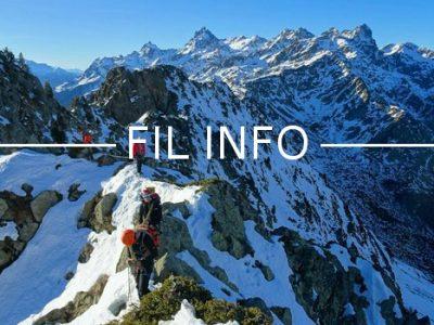 Fil Info Alpinisme Caf Grenoble Isère