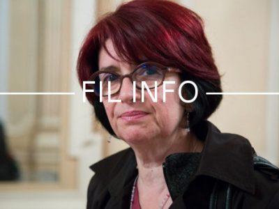 La sénatrice communiste de l'Isère Annie David dénonce la volonté du Parquet de Paris de mettre fin aux investigations dans des affaires d'amiante.