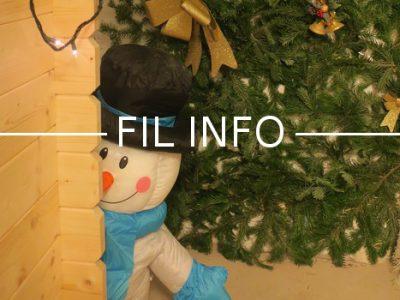 Fil Info Au fil du dédale salle Noel