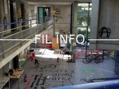 Fil Info CLV Centre de langues vivantes