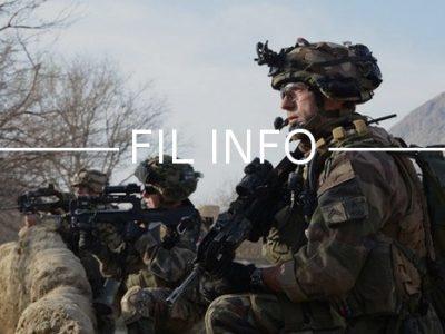 Fil Info Chasseurs alpins militaires soldats
