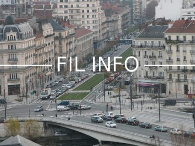 Le bruit court à toute allure ce samedi : Grenoble voudrait fermer définitivement aux voitures de grands axes de la ville, notamment le cours Jean-Jaurès.