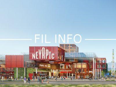 Certains l'attendent impatiemment, d'autres redoutent le nouveau concurrent... Le pôle commercial Neyrpic ouvrira à Saint-Martin-d'Hères au printemps 2020.