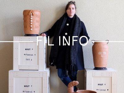 Fil Info - Eléonore Saintagnan