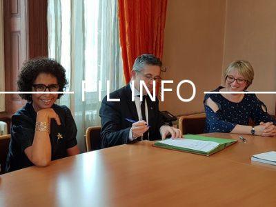 Fil Info Ferrari convention Caisse d'épargne microcrédit