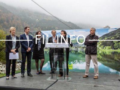 Fil Info Haut Bréda réseau souterrain inauguration La Ferrière