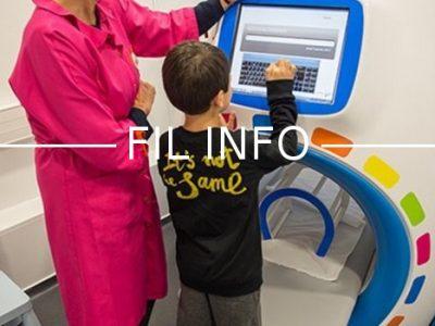 Les Blouses roses de Grenoble lancent l'opération L'IRM en jeu. Le but : acheter un simulateur d'IRM pour préparer de manière ludique les enfants à l'examen