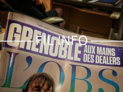 L'article que consacre L'Obs au trafic de drogue et à l'insécurité sur Grenoble ne manque pas de faire réagir... notamment du côté des Républicains.