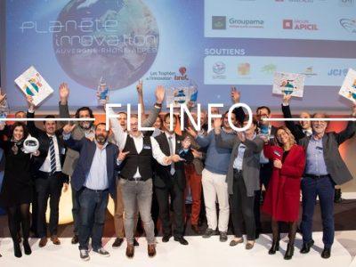 Fil Info - Lauréats et partenaires des Trophées Bref Eco de l'Innovation 2018 modif2 - Copie