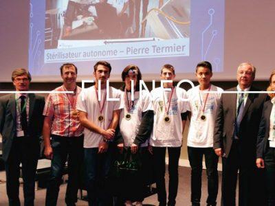 Fil Info Olympiades des sciences de l'ingénieur