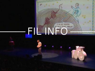 Fil Info Philippe Le Bouteiller Ma thèse en 180 secondes