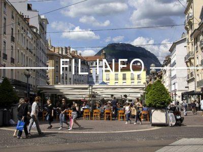Fil Info Place Grenette centre ville