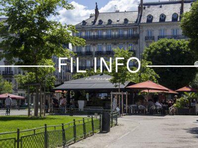 Fil Info Place Victor Hugo Ville Grenoble