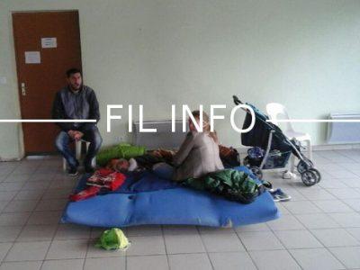 Six familles logées durant la période hivernale dans un centre de loisirs sur Pont-de-Claix sont sans solutions de relogement et viennent d'être expulsées.