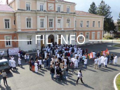 La CGT appelle à un rassemblement devant le tribunal de Grenoble jeudi 20 à 9 heures. Motif : La direction du Chai de Saint-Égrève l'y assigne en Justice.