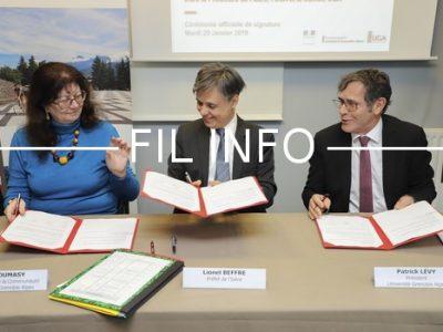 Fil Info Signature convention UGA Comue Prefecture