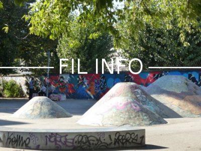Fil Info Skatepark square Silvestri