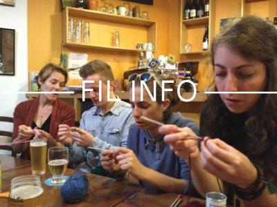 Fil Info Thé à coudre couture tricot