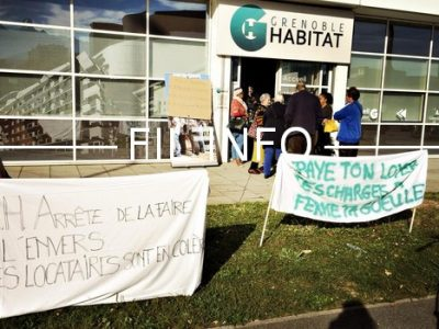 Fil Info action alliance citoyenne grenoble habitat