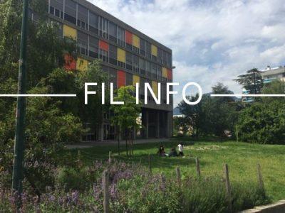 Fil Info conservatoire de Grenoble