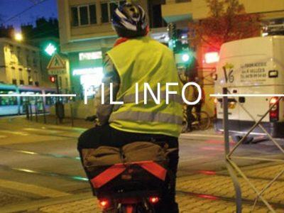 Fil Info cyclistes nuit