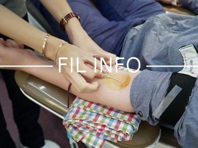 Fil Info don de sang