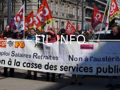 Fil Info manifestation service public
