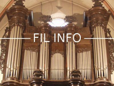 Fil Info orgue collégiale saint andré