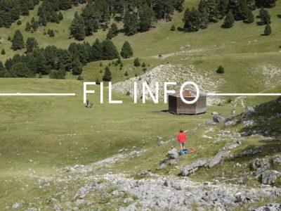 Fil Info parc naturel régional du vercors
