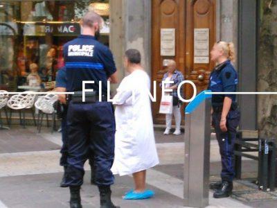 Fil Info patient échappé