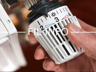 Fil Info radiateur chauffage énergie