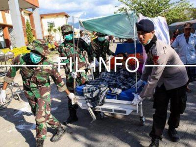 Fil Info séisme en indonésie