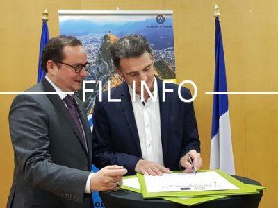 Fil Info signature convention Grenoble Essen