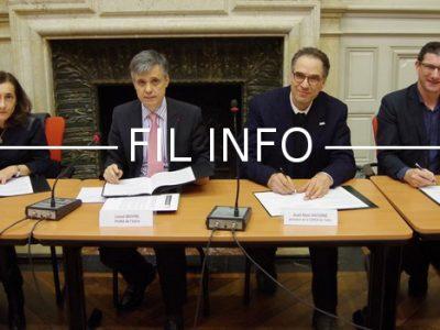 Fil Info signature convention travail illégal BTP Préfecture
