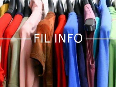 Fil Info textiles vetements