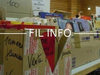 Fil Info vente livres documents bibliothèques Grenoble