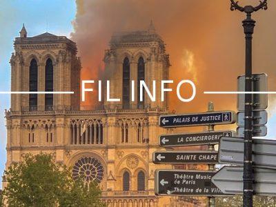 Fil Jnfo Notre Dame de Paris