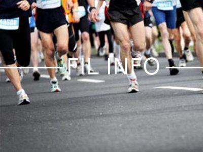 Illustration du semi-marathon Grenoble-Vizille. © DR